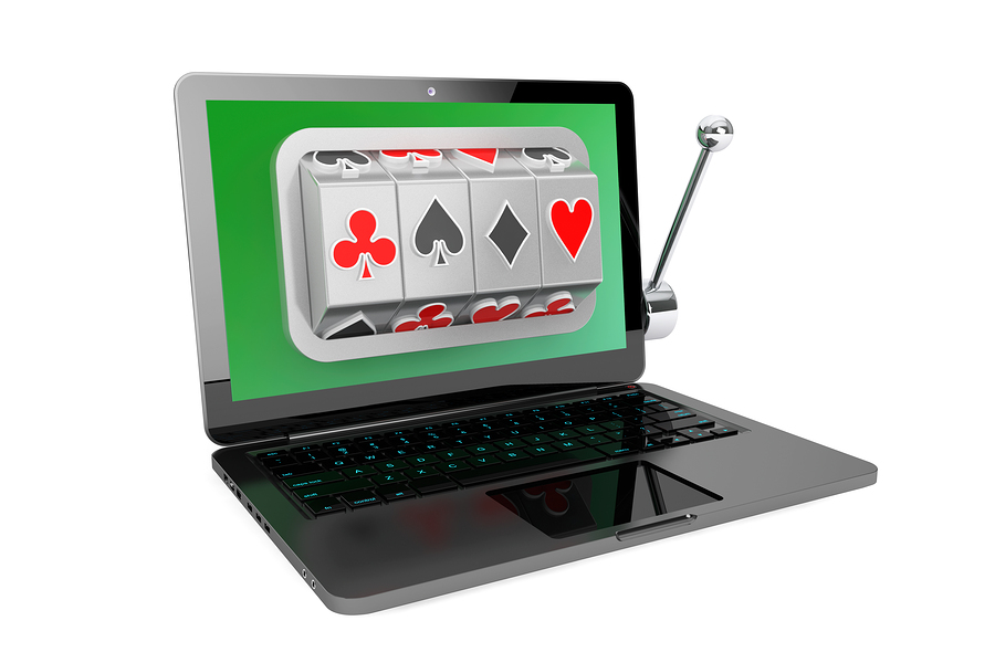 bigstock Slot Machine Inside Laptop 62334926 Kasinosajten